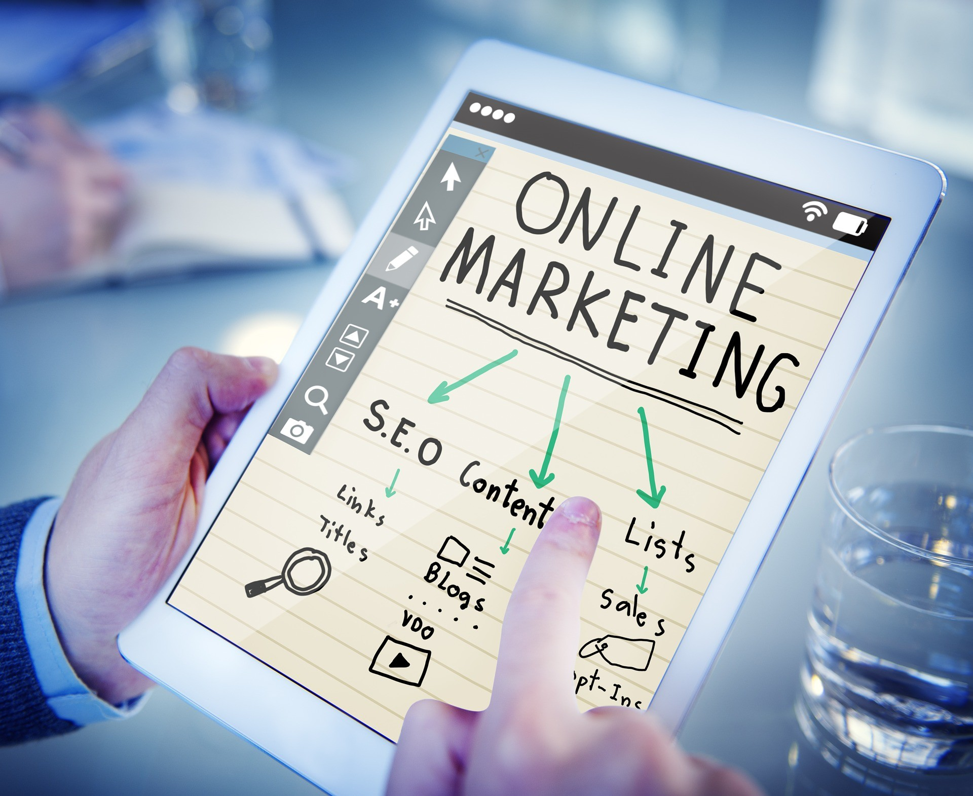 Conheça os benefícios do marketing digital!